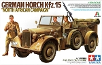 German Horch Kfz 15 - North African Campaign