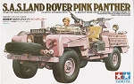 British SAS Land Rover - Pink Panther
