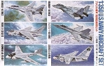 US Navy Aircraft - Set 1