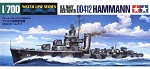 USN Destroyer Hammann DD412