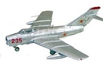 MiG-15bis Soviet Air Force