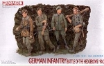 German Infantry, Battle of the Hedgerows 1944