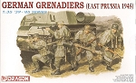 German Grenadiers East Prussia 1945
