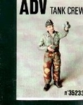 German Tank Crewman