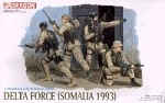 Delta Force Somalia 1993