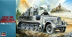 8 Ton Half Track Quadruple 20mm AA