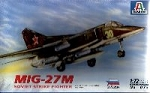 MIG-27M Soviet Strike Fighter