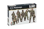 US Paratroops D-Day Normandy 1944