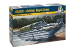 DUKW - British Royal Army