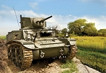 US Light Tank M3A1 Stuart ~ Snap Kit