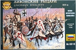 Livonian Knights 13th-14th AD