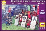 Samurai Warriors Infantry 16th-17th AD