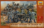 Swedish Artillery of Charles XII - 12th Century