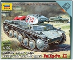German Panzer II~ Snap Kit