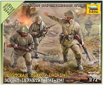 Soviet Infantry 1941 ~ Snap Kit
