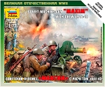 Soviet Machine Gun Crew 1941 ~ Snap Kit