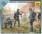 German Infantry Eastern Front 1941 ~ Snap Kit