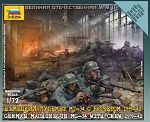 German Machine Gun Crew Eastern Front 1941 ~ Snap Kit