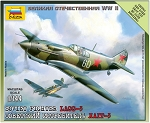 Soviet Fighter LaGG-3  ~ Snap Kit