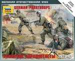 German Paratroops ~ Snap Kit