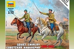 Soviet Cavalry ~ Snap Kit