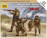 British Infantry 1939-42 ~ Snap Kit