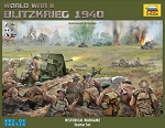 WWII Blitzkrieg 1940  - Historical Wargame Expansion Set