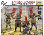 Samurai-Archers ~ Snap Kit