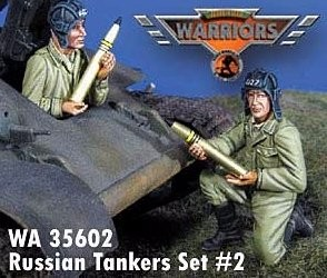 Russian Tank Loaders