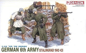 German 6th Army, Stalingrad 1942/43