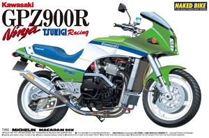 Kawasaki GP900R - Ninja Tukigi Version