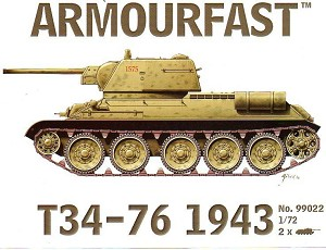 ArmourFast 99022 Front Box Art