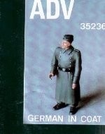German in Coat