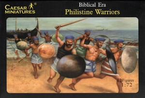 Philistine Warriors - Biblical Era