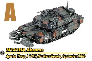 M1A1HA Abrams Apache Troop 1-1 Cav Northern Bosnia