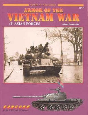 Armor of the Vietnam War - (2) Asian Forces