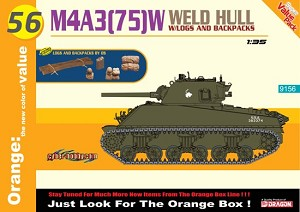 M4A3(75)W Welded Hull - Orange Series