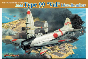 "Aichi Type 99 ""Val"" Dive-Bomber"