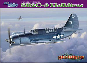 SB2C-3 Helldiver - Wing Tech Series