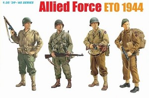 Allied Force ETO 1944 - Gen 2 Gear