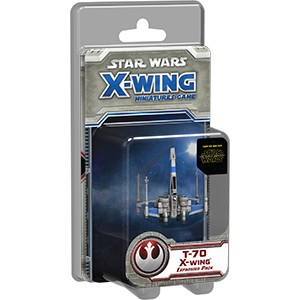 T-70 X-Wing Fighter - Expansion Pack