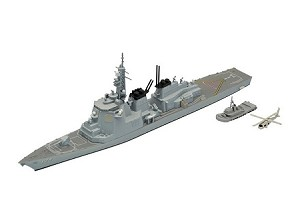 DDG174 Kirishima - Waterline