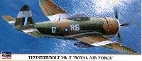 Thunderbolt Mk II Royal Air Force