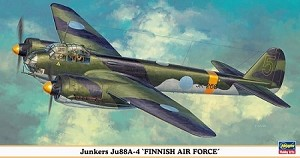 "Junkers Ju88A-4 ""Finnish Air Force"" Limited Edition"