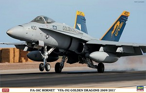 F/A-18C Hornet Golden Dragons - Limited Edition