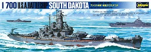 USN Battleship - South Dakota
