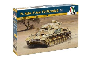 Pz Kpfw IV Ausf F1/F2 Early G