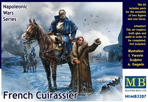 French Cuirassier - Napoleonic Wars Series