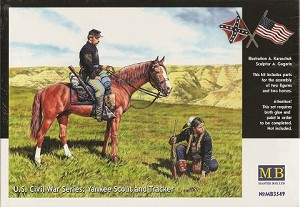 Yankee Scout and Tracker - US Civil War  Series