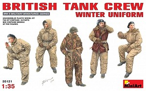 British Tank Crew Winter Uniform